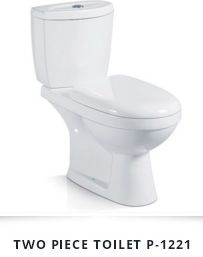 Two Piece Ceramic Toilet 04