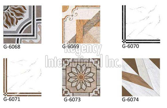 400x400mm Digital Floor Tiles 04