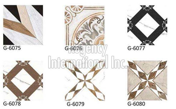 400x400mm Digital Floor Tiles 05