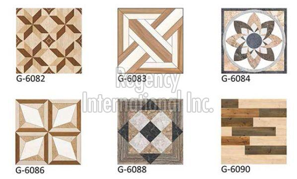 400x400mm Digital Floor Tiles 06