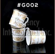 Gold Carpet Gold Line Series Ceramic Mug 01