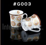 Gold Carpet Gold Line Series Ceramic Mug 02