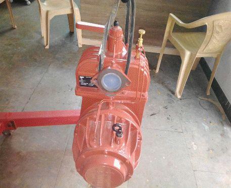 Jurop Suction Italian Pump 01