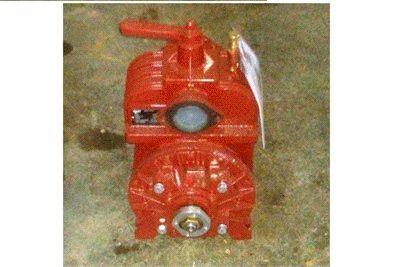 Jurop Suction Italian Pump 03