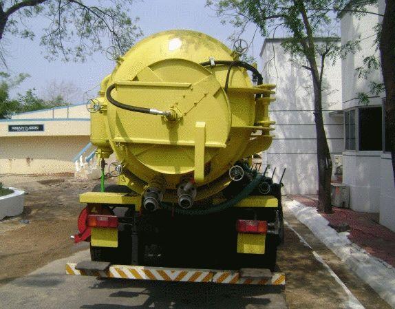 Sewer Jetting Machine 03