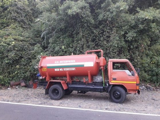 Sewer Suction Machine 01