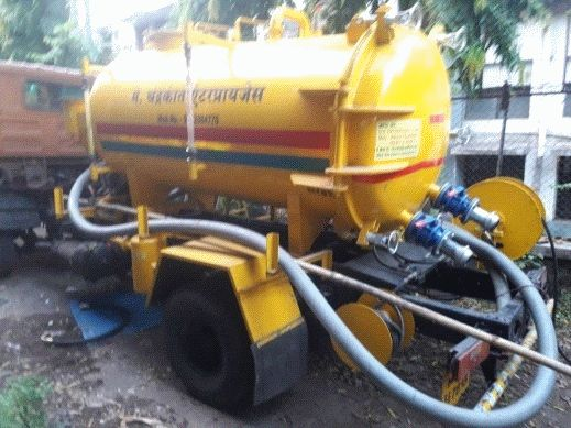 Suction and Jetting Combination Unit 01