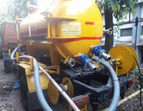 Suction and Jetting Combination Unit 02