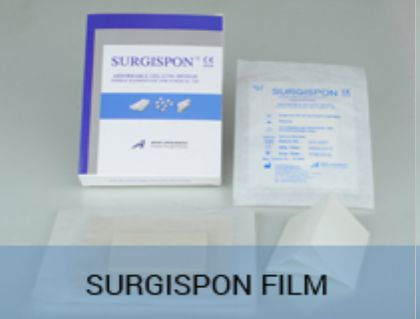 Absorbable Hemostatic Gelatin Sponge