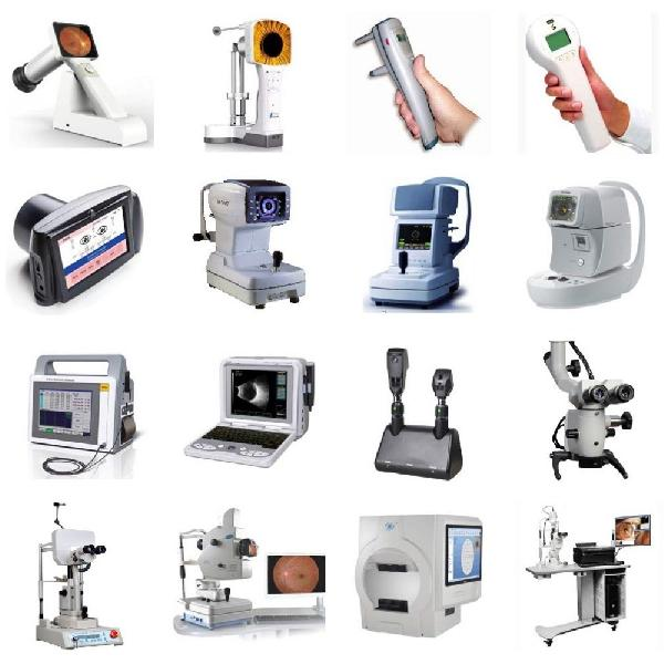Ophthalmic Machines