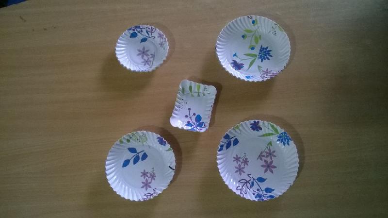 Disposable Paper Plate 01 ... & Disposable Paper Plates Manufacturer Supplier in Odisha India