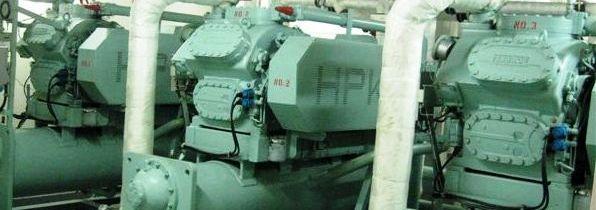 Daikin Compressor Spares