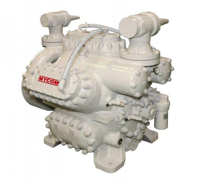 Mycom Compressor Spares
