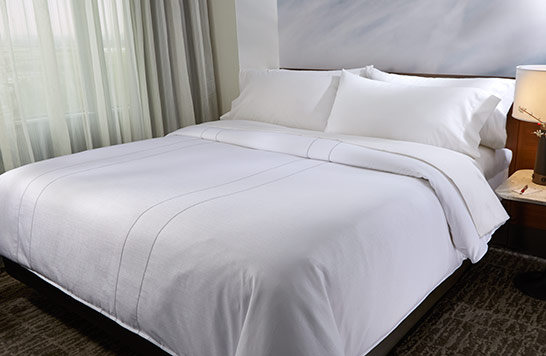 Hotel Bed Cover