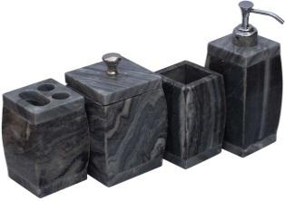 Grey Stone Bath Accessories 01