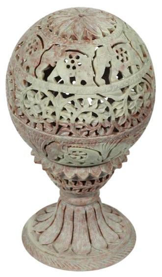Stone Lamp 03