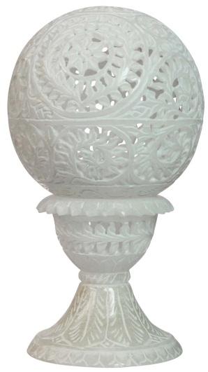 Stone Lamp 04