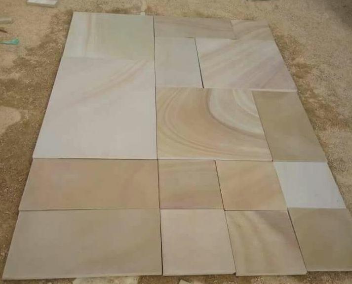 Camel Dust Sandstone Tiles