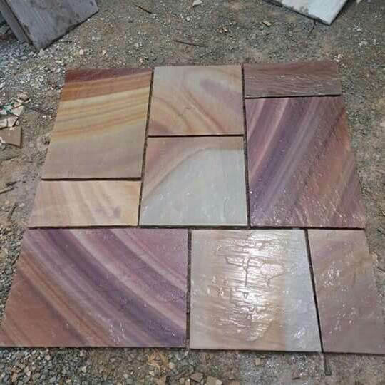 Raveena Sandstone Tiles