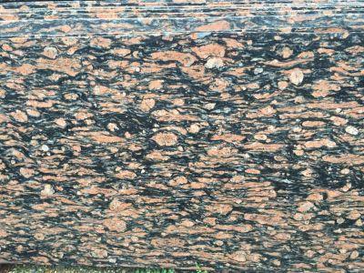 River Red Granite Slabs