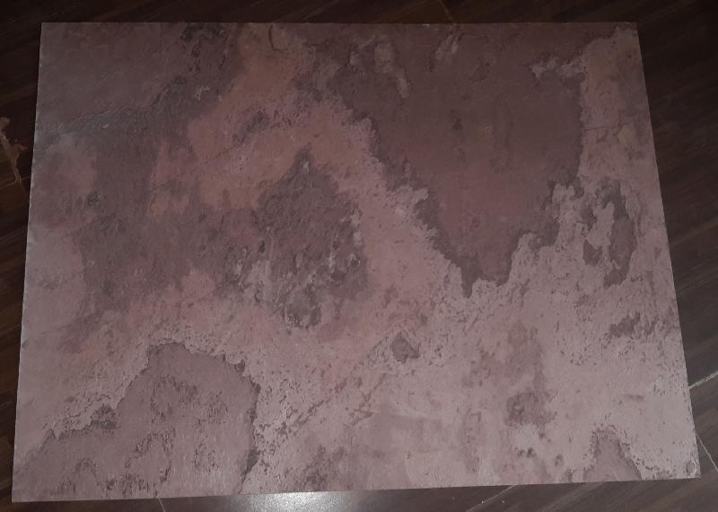 Tera Red Slate Stone Tiles