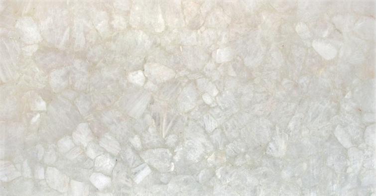 White Classic Quartz Slabs