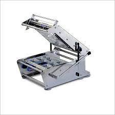 1K Portion Tray Sealing Machine
