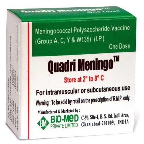 Quadri Meningo Vaccine