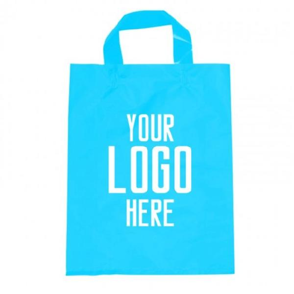Plastic Loop Handle Bag 02