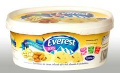 Everest Almond & Pistachio Ice Cream