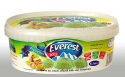 Everest Pistachio Ice Cream