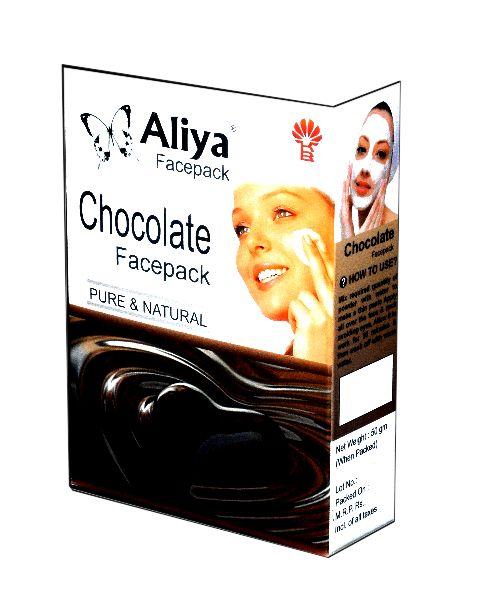 Chocolate Facepack
