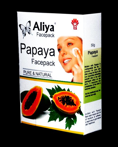 Papaya Facepack
