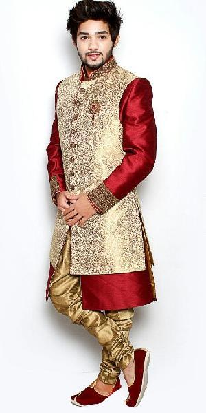 Mens Indo Western Sherwani 04