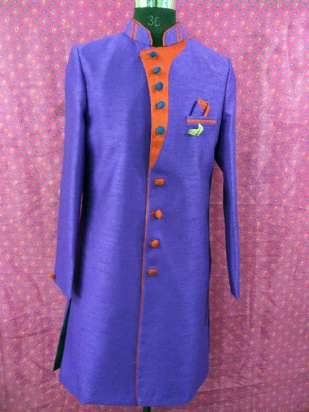 Mens Indo Western Sherwani 06