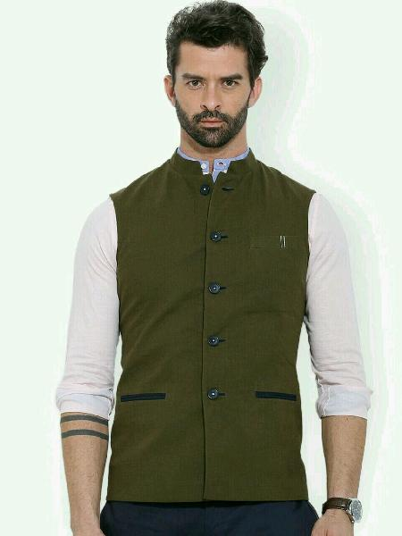 Mens Nehru Jacket 10