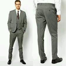Mens Three Piece Suit 01