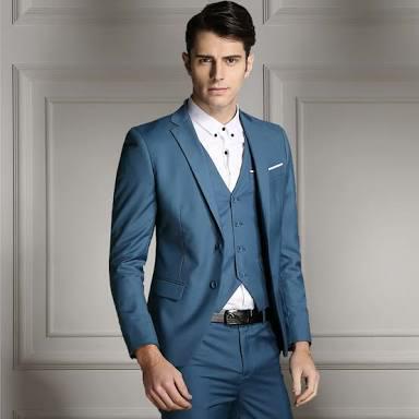 Mens Three Piece Suit 02