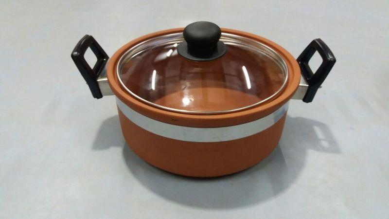 Terracotta Kadhai 03