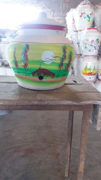 Terracotta Water Pot 01