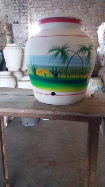 Terracotta Water Pot 02