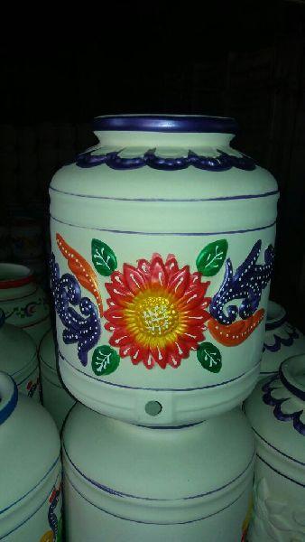 Terracotta Water Pot 03