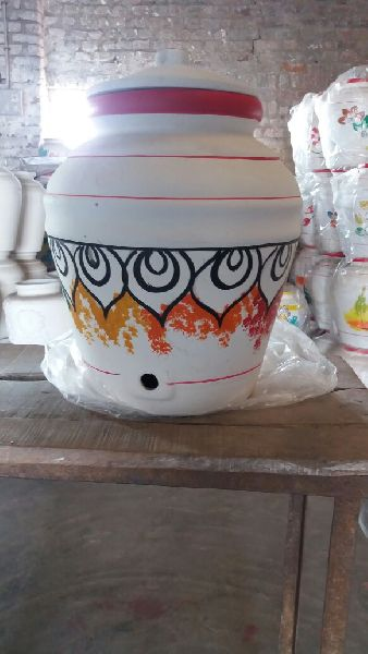 Terracotta Water Pot 04