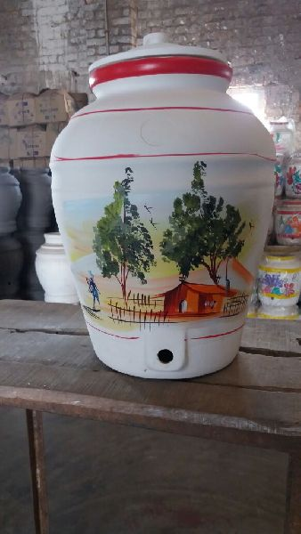 Terracotta Water Pot 05