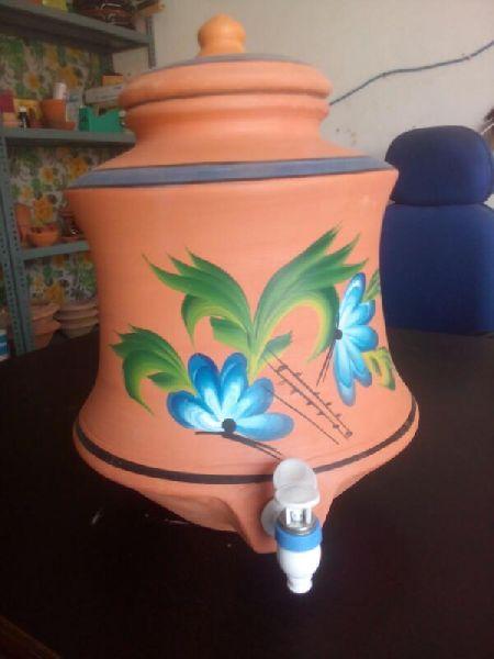 Terracotta Water Pot 06
