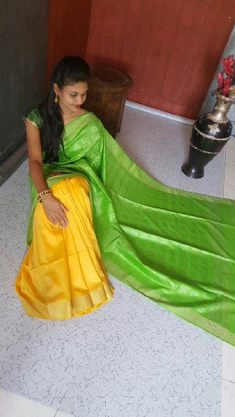 Bhagalpuri Silk Saree 09