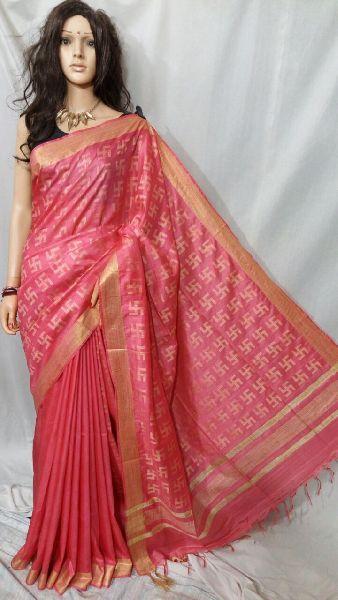 Bhagalpuri Silk Saree 11
