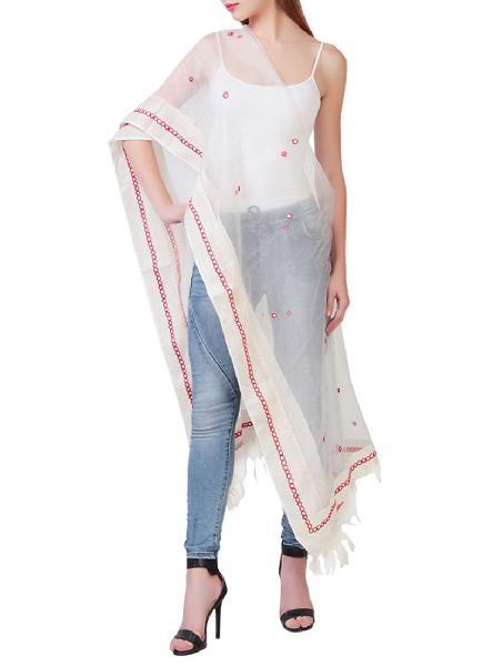 Blend Silk Dupatta 11