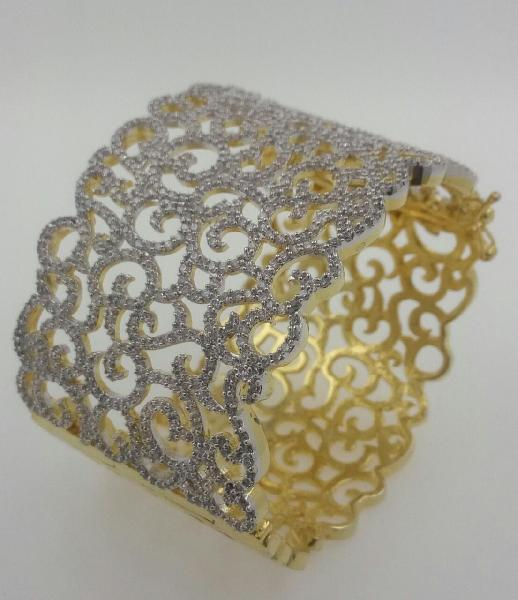 CZ Bracelet 09
