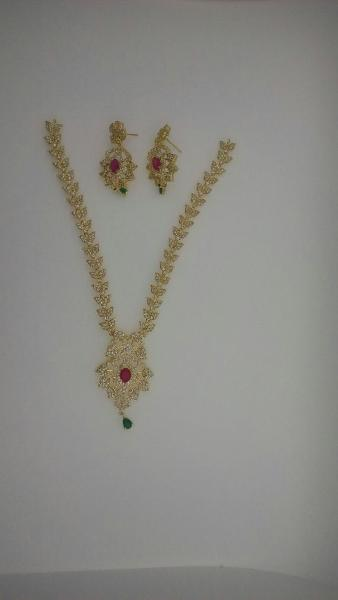 CZ Necklace Set 04